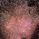 Northamerica Nebula,                                ckrege