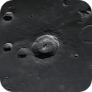 Bullialdus Crater,                                Bruce Rohrlach