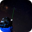 Laser M42 (Nebulosa de Órion),                                AstroProjectBrazil©