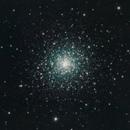 M 92 Globular Cluster,                                Tom Harbin