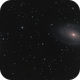 M81 & M82  Bode's Galaxies,                                columbiapete