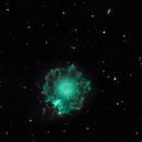 Cat's Eye Nebula  - HDR,                                Roger Nichol
