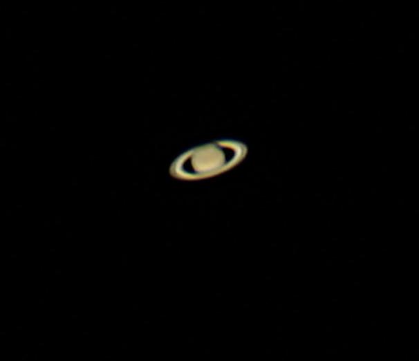2° Saturno con Mak 90 ,                                Alessandro