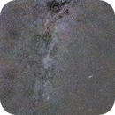 Widefield Milkyway with Canon EF 24-105 L IS USM lens at 24 mm / f4.0,                                cray2mpx