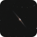 Needle Galaxy - NGC4565,                                Algorab