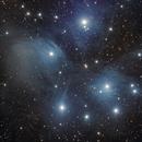 Messier 45,                                Le Mouellic Guillaume