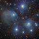 Messier 45,                                Le Mouellic Guill...