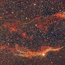 NGC 6960 - Nebulosa del velo,                                Luis Martinez