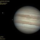 Jupiter, Europa and reappearance,                                Carlos Alberto Pa...