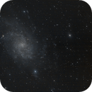 Messier 33 PI and LPR Filter,                                TheGovernor