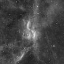 Propeller Nebula (DWB111) in Cygnus,                                equinoxx