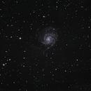 M101 Pinwheel Galaxy,                                StarGale