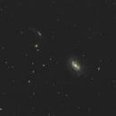NGC 4725 & friends,                                Detlef Möller