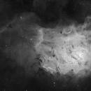 M8 in Hydrogen alpha,                                Dawn Lowry