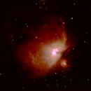 Great Orion Nebula,                                Andrew Houseman