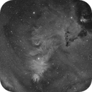 NGC2264 HII region,                                Jenafan