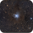 NGC 7023,                                hughsie