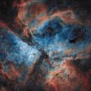 NGC 3372 Eta Carinae wide field,                                SCObservatory