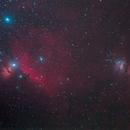 Nebula in Orion,                                MrPhoton