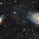M 81 - M82 - IFN,                                GALASSIA 60