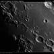 Lunar 54/100 Hippalus Rilles (Rimae Hippalus),                                Predator