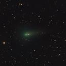 Comet C/2019 Y4 (Atlas) on April 12th,                                Michael S.