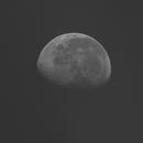Moon, First Time using AutoStakkert,                                Aaron Freimark