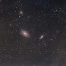 M81 and M82 with supernova 2014J,                                Scott Sloka