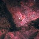 First Light of a Quattro CF 10 - Eta Carinae and a Lot of  Dark Nebulae,                                Fernando