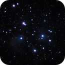 M45 - 20201213 - StarTravel80 at F6.7,                                altazastro