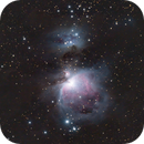 Great Orion and Running Man Nebulae,                                Jim Smith