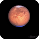 Mars 2018 - Dusty Valles Marineris and Solis Lacus,                                Sebastian Voltmer