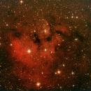 NGC7822 - Emission Nebula in Cefeo,                                Luxor