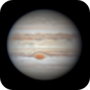 Jupiter with GRS on April 30, 2020,                                Chappel Astro