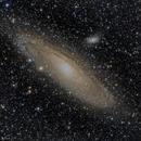 Andromeda,                                Ron Krassin
