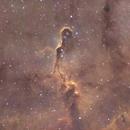Elephant's Trunk Nebula (IC 1396),                                ken_and_sara