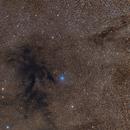 Pipe Nebula - Barnard 59,                                Frank