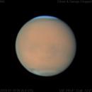 Mars | 2018-07-18 6:35 UTC | RGB,                                Chappel Astro