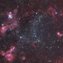 NGC 2032 Mosaic,                                Alan Karty
