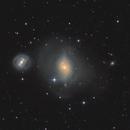 M85 and NGC 4394,                                Chris Sullivan