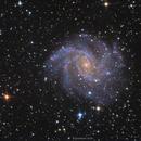 NGC 6946 Fireworks Galaxy,                                John