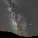 Galactic center mosaic (II),                                Máximo Bustamante
