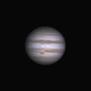 Animation de Jupiter le 8/4/2015 de 20h37 à 22h33 GMT,                                Laurent3112