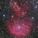 Gum 39 nebula,                                Nicholas Jones