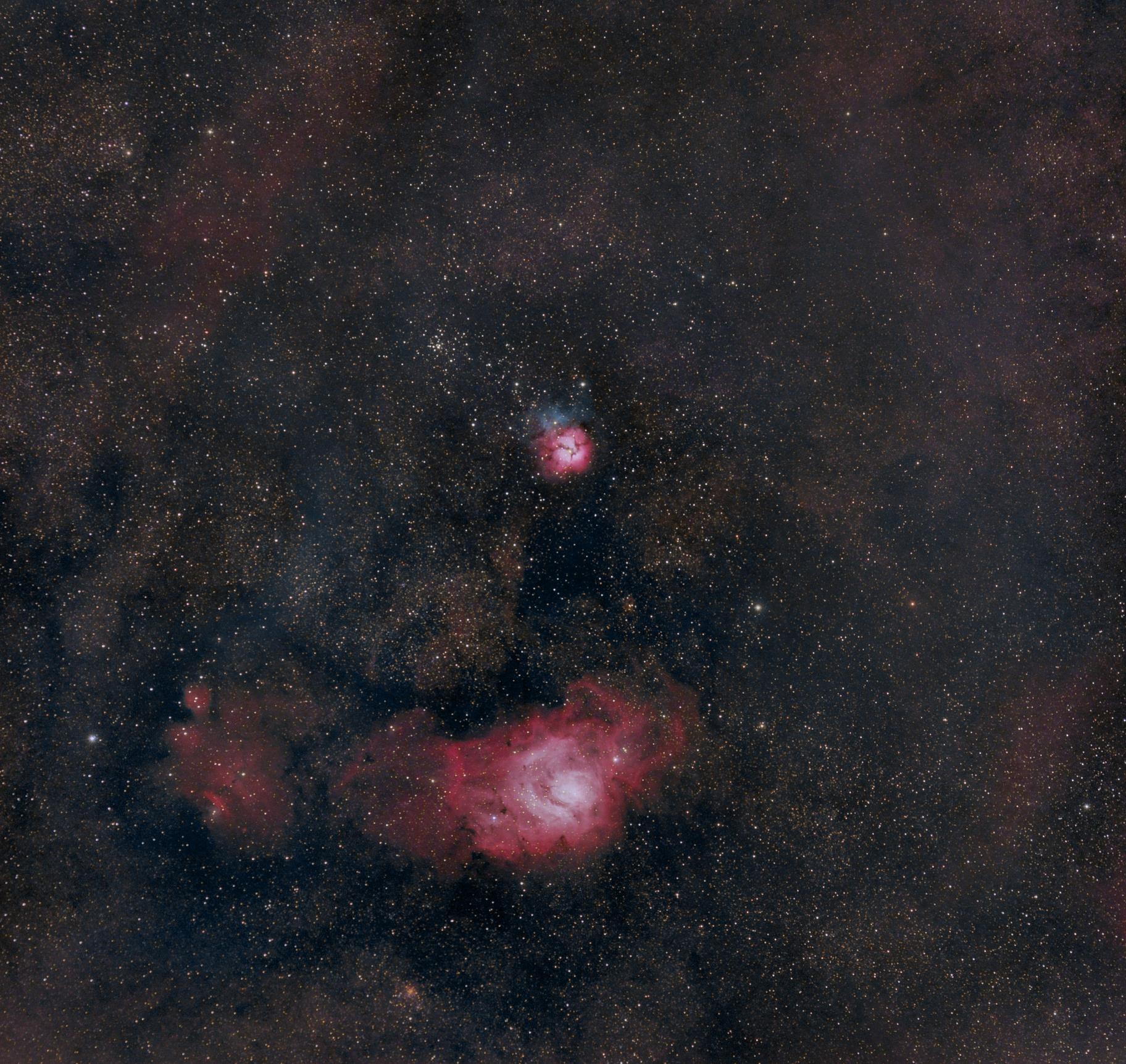 M8-M20 RGB+Idas+GRADIENTS!!!,                                Salvopa