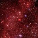 Sh2 104 RGB H-Alpha,                                jerryyyyy
