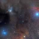 Rho Ophiuchi Nebula,                                Manel Martín Folch