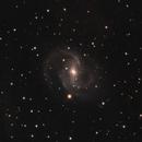 NGC6951 - Barred Spiral Galaxy,                                Derryk