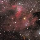 The Cave Nebula,                                Ruben Barbosa