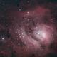 Lagoon Nebula M8,                                Ryan Betts
